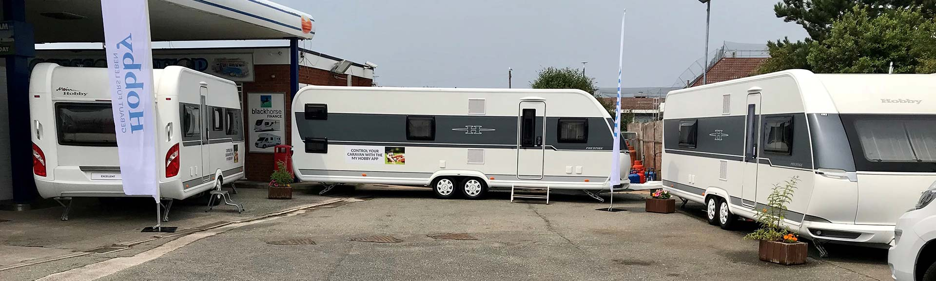 Welcome to J & J Caravans and Motorhomes