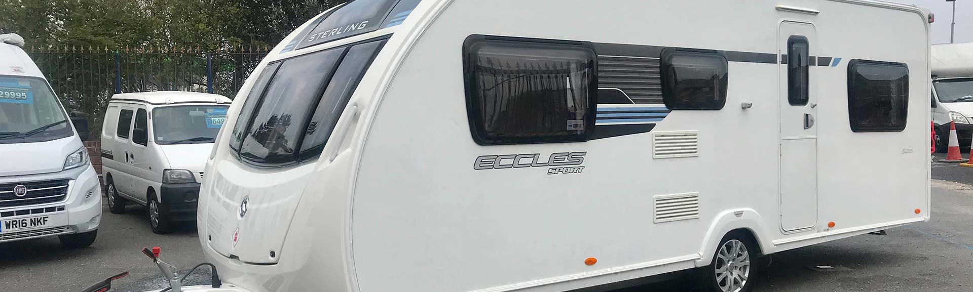 Providing top quality caravans, motorhomes and accessories to customers across the UK
